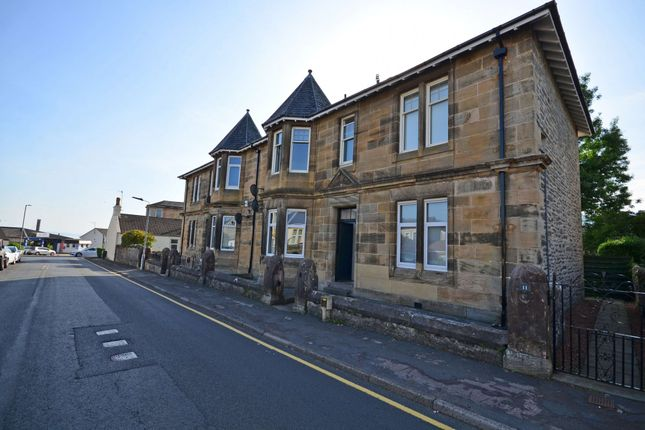 Thumbnail Flat for sale in Victoria Road, Dunoon, Argyll