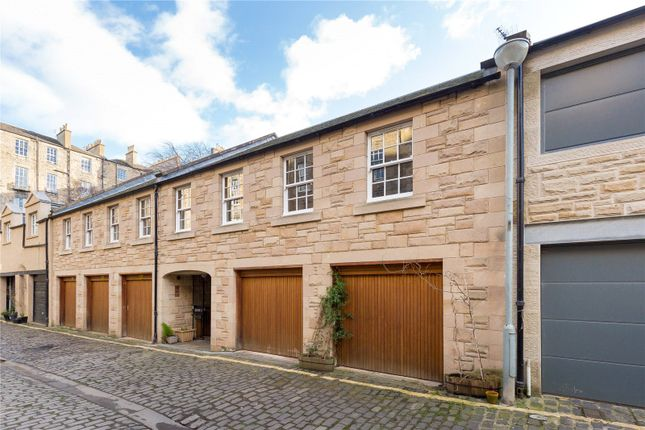 Thumbnail 3 bed mews house for sale in 4 Cumberland Street South West Lane, New Town, Edinburgh