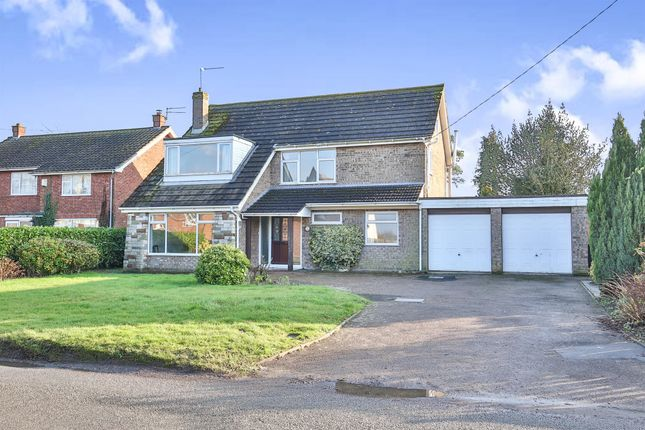 Thumbnail Detached house for sale in The Street, Rockland St. Mary, Norwich