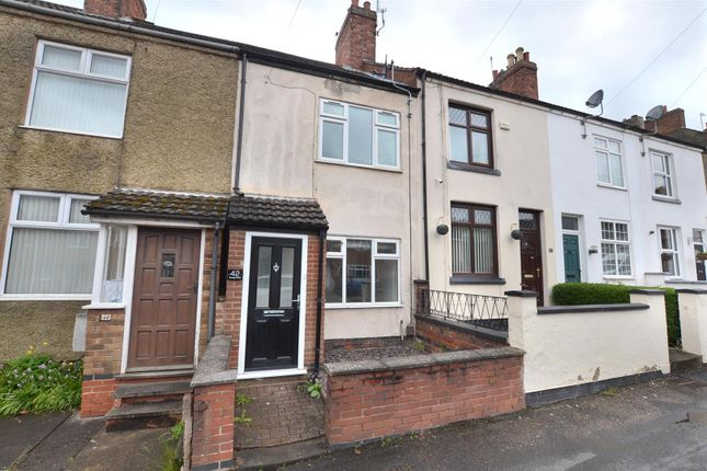 Thumbnail 2 bed property to rent in Grange Road, Ibstock