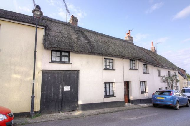 Thumbnail Terraced house for sale in South Street, Hatherleigh, Okehampton