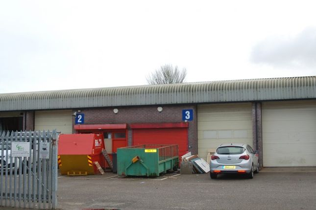 Industrial to let in Unit 3 Swift Business Centre, Keen Road, Cardiff