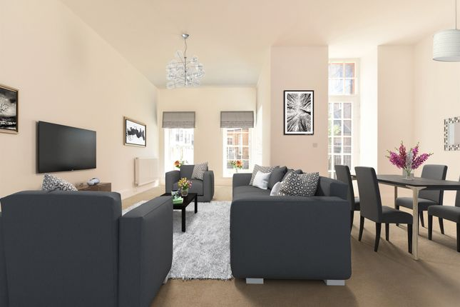 Thumbnail Property for sale in Graham Way, Cotford St. Luke, Taunton