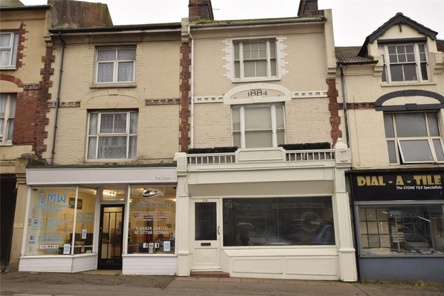 Thumbnail Property for sale in London Road, Bexhill-On-Sea, East Sussex