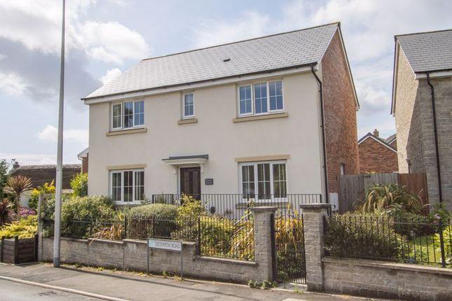 Thumbnail Detached house for sale in Canon Walk, Llandough, Penarth