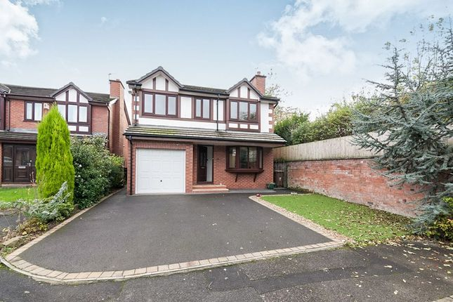 Thumbnail Detached house to rent in Fettler Close, Swinton, Manchester