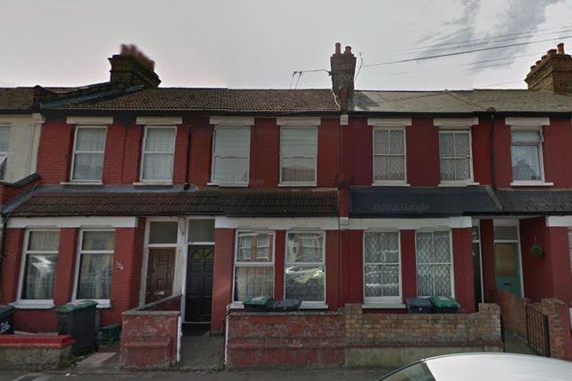 Thumbnail Terraced house for sale in Thackeray Avenue, London