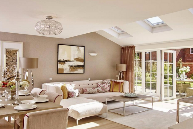 Thumbnail Semi-detached house for sale in The Roseate Show Home, Radwinter Road, Saffron Walden, Essex