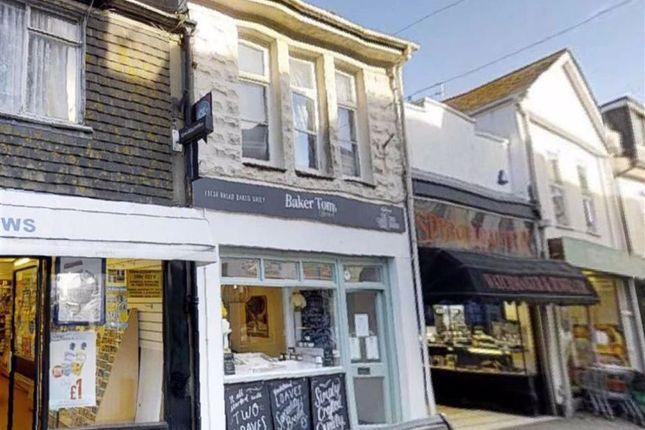 Thumbnail Retail premises to let in 63, Causewayhead, Penzance, Cornwall