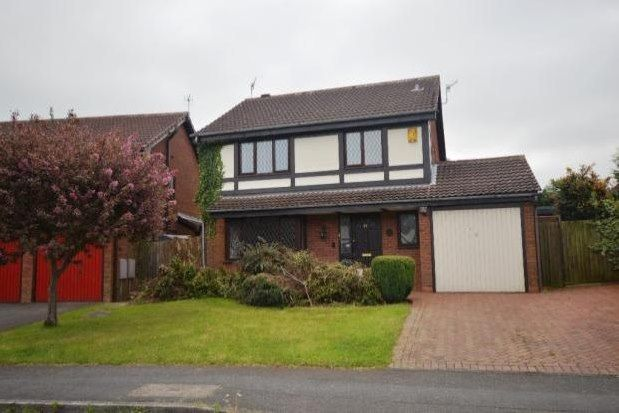 Thumbnail Detached house to rent in Mickleborough Way, Nottingham