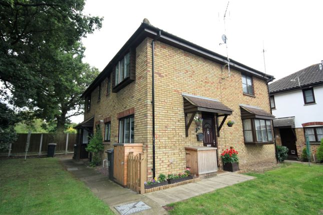 Thumbnail Semi-detached house for sale in Hurrell Down, Chelmsford