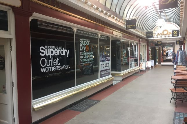 Thumbnail Retail premises to let in 8-10 The Corridor, Bath, Somerset