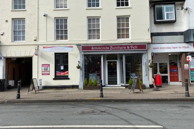 Retail premises for sale in High Street, Henley In Arden, Warwickshire