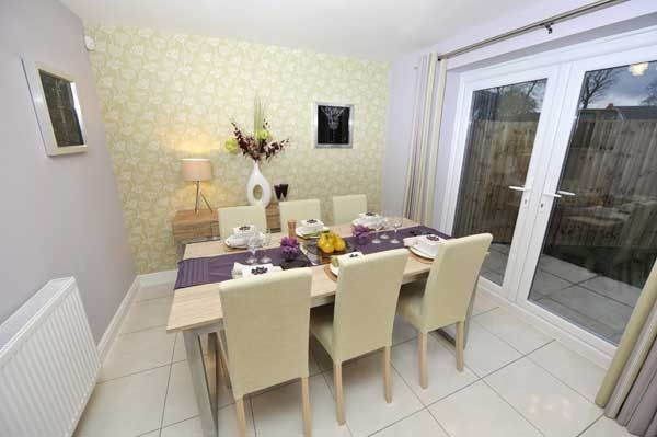 """Thumbnail Detached house for sale in """"The Chedworth"""" at Stopping Hey, Parsonage Road, Blackburn"""