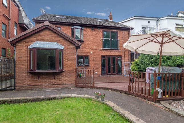 Thumbnail Detached house to rent in Chapman Road, Fulwood, Preston