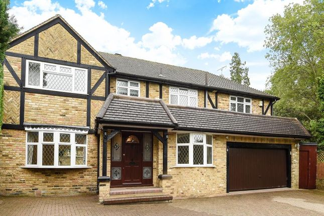 Thumbnail Detached house for sale in Sunninghill, Ascot