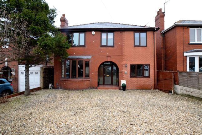 4 bed detached house for sale in Pontefract Road, Lundwood, Barnsley