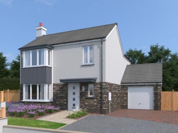 Thumbnail Detached house for sale in Martyns Close, Goonhavern, Truro