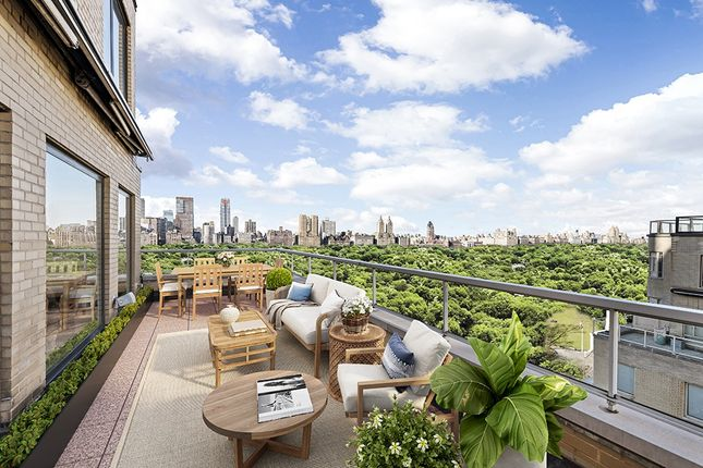 Thumbnail Apartment for sale in 860 5th Ave #18B, New York, Ny 10065, Usa
