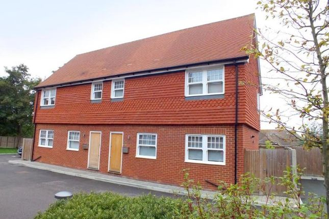 Thumbnail Detached house to rent in Eversley Park, Folkestone