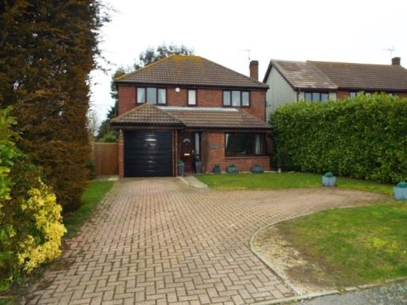 Thumbnail Detached house for sale in Great Oakley, Harwich, Essex