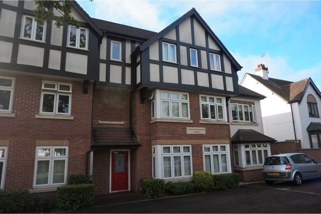 Thumbnail Flat for sale in 325 Blossomfield Road, Solihull
