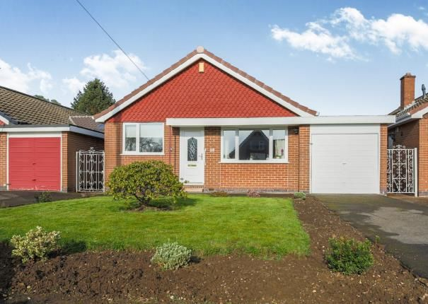 Thumbnail Bungalow for sale in Holly Avenue, Breaston, Derby, Derbyshire