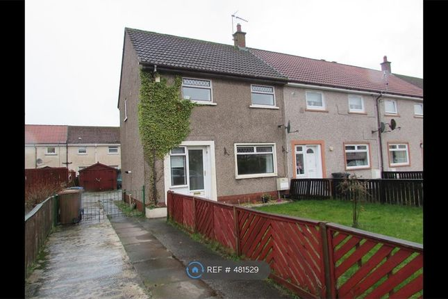 Thumbnail End terrace house to rent in Livingstone Terrace, Irvine