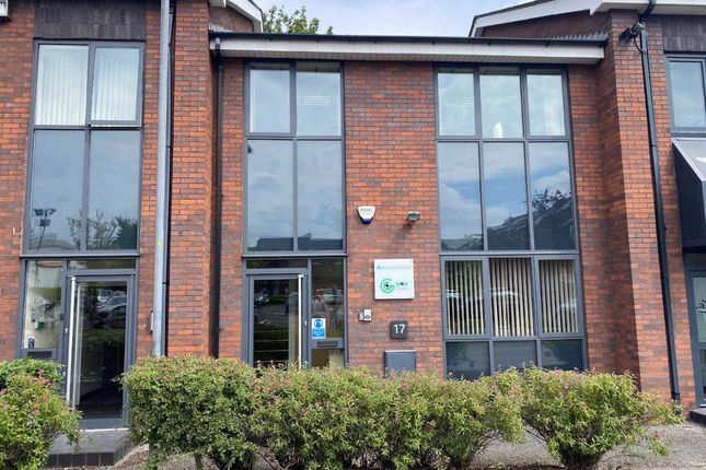 Thumbnail Office to let in Herald Drive, Crewe, Cheshire
