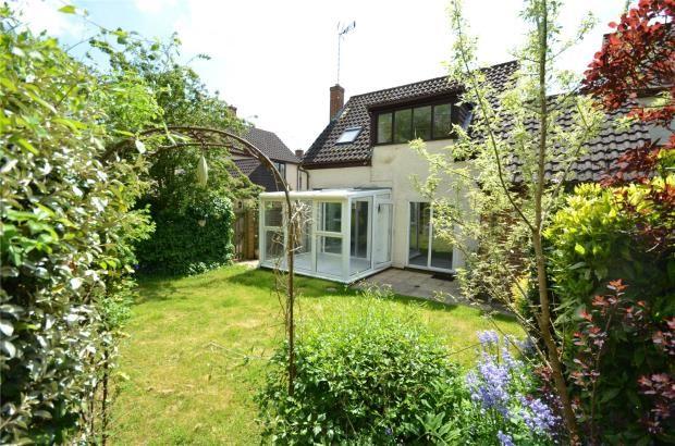 Thumbnail Link-detached house for sale in Colehills Close, Clavering, Saffron Walden, Essex