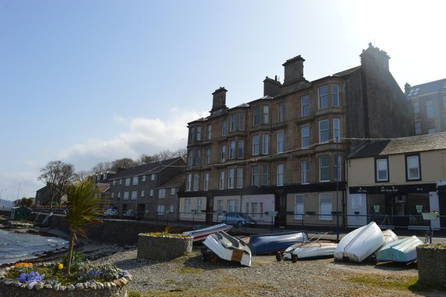 Thumbnail Flat for sale in G/01, 25, Marine Road, Port Bannatyne, Isle Of Bute