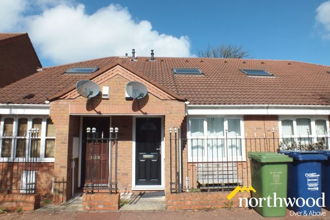Thumbnail Bungalow to rent in Middlewood Park, Newcastle Upon Tyne