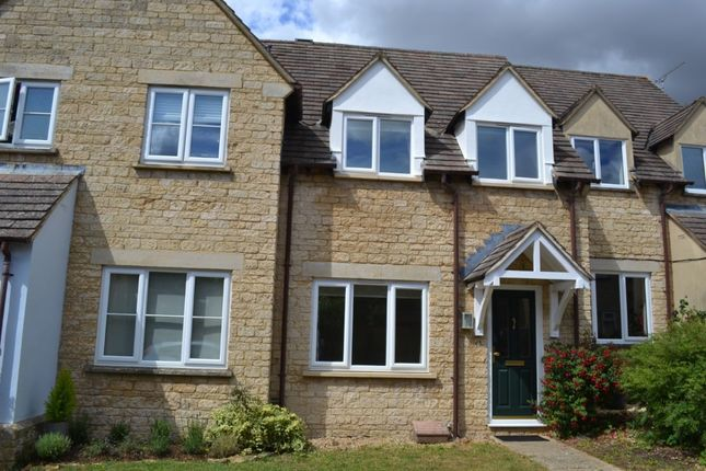 Thumbnail Terraced house to rent in Ticknell Piece Road, Charlbury, Chipping Norton