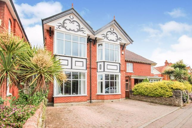 Thumbnail Detached house for sale in Talbot Road, Winton, Bournemouth