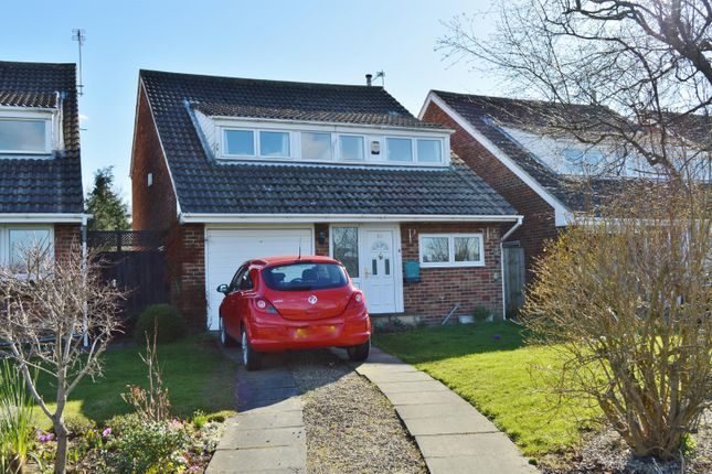 Thumbnail Detached house for sale in Ashwood Drive, Stokesley, North Yorkshire