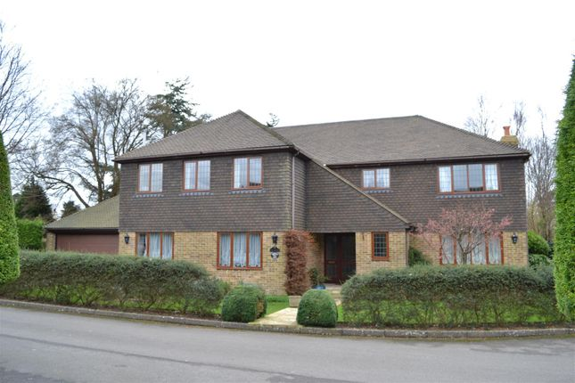 Thumbnail Detached house for sale in Claremount Close, Epsom