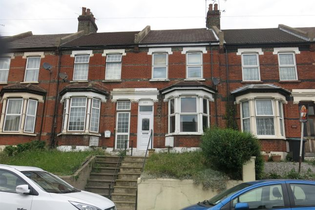 Thumbnail Terraced house to rent in Old Road West, Gravesend