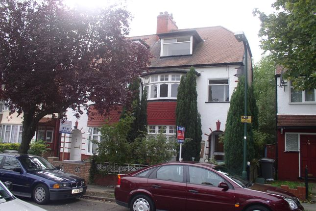 Thumbnail Semi-detached house for sale in Lancelot Avenue, London