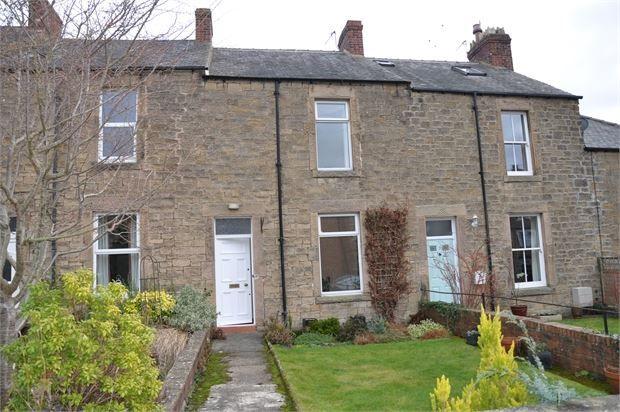 Thumbnail Terraced house for sale in Windsor Terrace, Hexham
