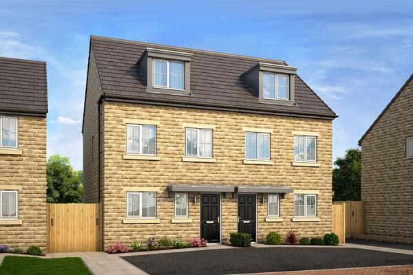 "Thumbnail Property for sale in ""The Kepwick At Clarence Gardens Phase 2"" at Oxford Road, Burnley"