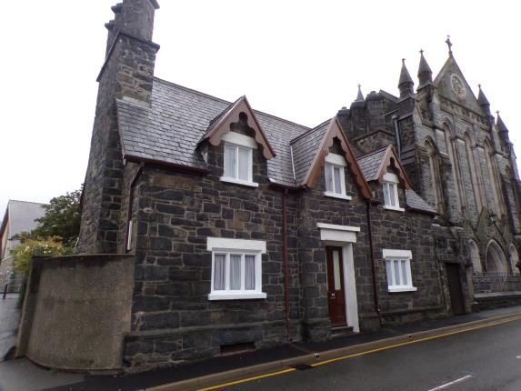 Thumbnail Detached house for sale in Station Road, Llanrwst, Conwy