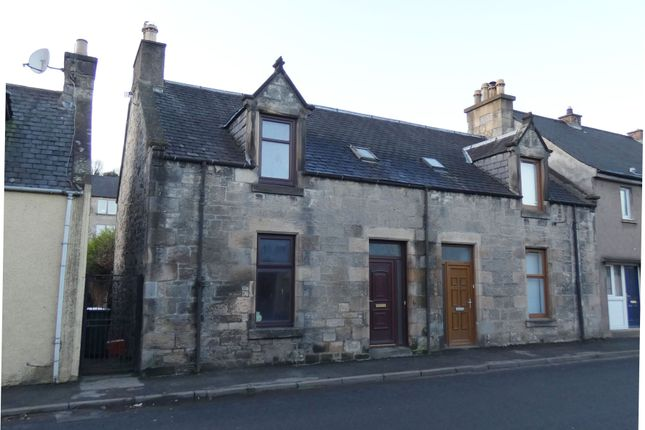 Thumbnail Semi-detached house for sale in 56 New Street, Rothes