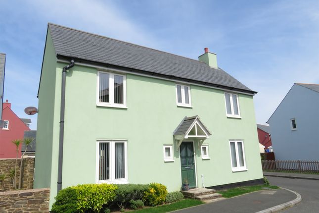 Thumbnail Detached house for sale in Greenhill Road, Plymstock, Plymouth