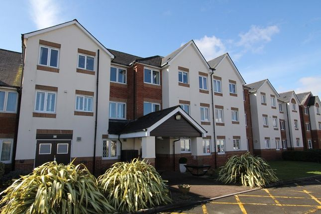 Thumbnail Flat for sale in Darcy Court, Marsh Road, Newton Abbot