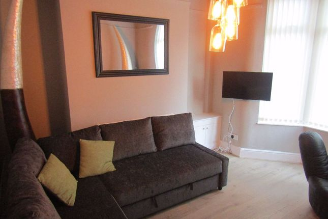 Thumbnail Terraced house to rent in Malvern Road, Liverpool