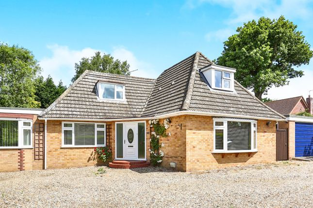 Thumbnail Detached house for sale in Park Avenue, Barford, Norwich