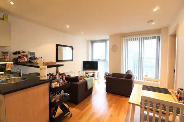 1 bed flat for sale in Catalina, City Island, Gotts Road, Leeds LS12