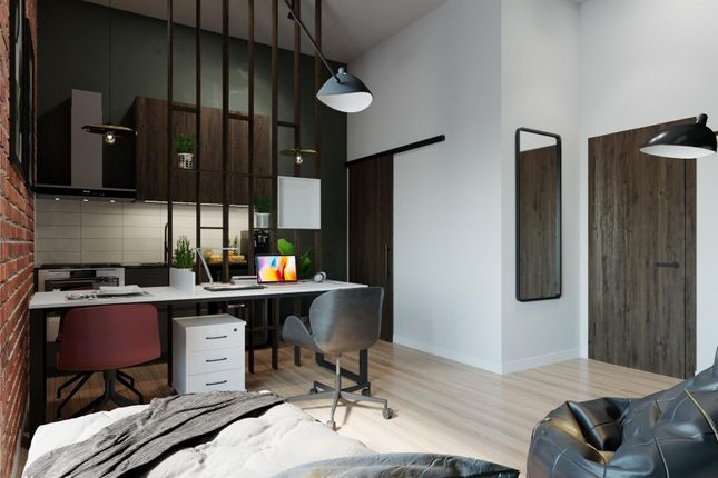 Internal Studio of Chapel Lane, Galgate, Lancaster LA2