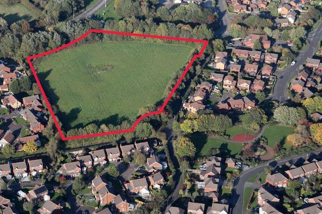 Thumbnail Land for sale in Millwood Road, Lostock Hall, Preston