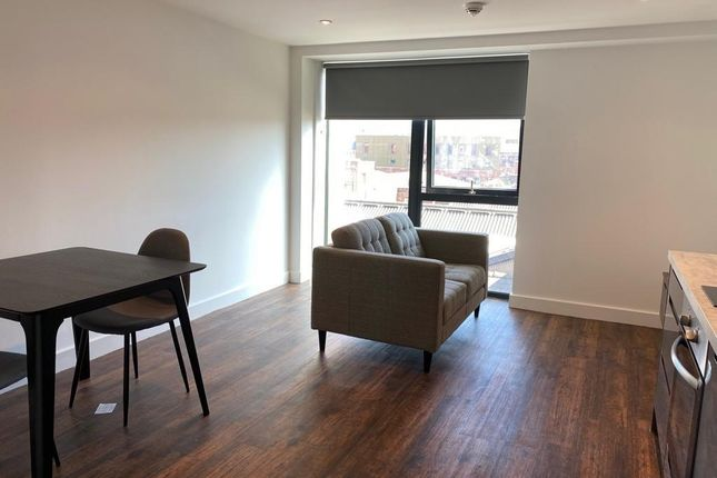 1 bed flat to rent in Lightbox, Sheffield S1